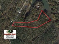9.3 Acres of Waterfront Land For : Middlesex : Middlesex County : Virginia