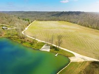 Real Estate Auction In Indiana : Shoals : Martin County : Indiana