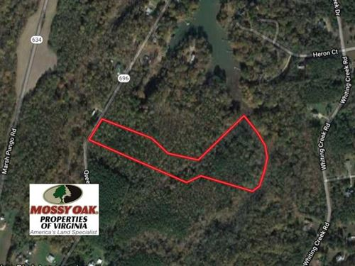 13.61 Acres of Undeveloped Land Fo : Middlesex : Virginia