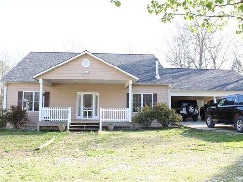 Home on 5 Acres For Sale in Carter : Van Buren : Carter County : Missouri