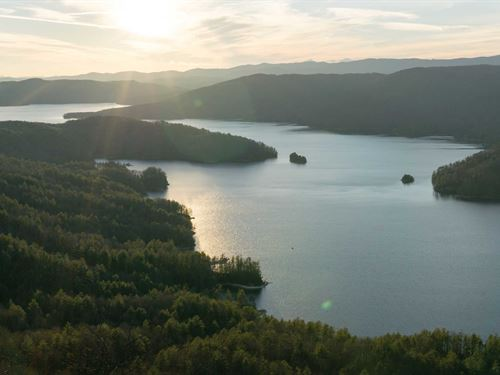 Lake Lot With Boat Slip : Jacksboro : Campbell County : Tennessee