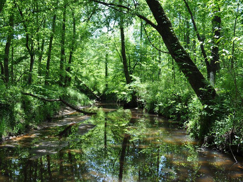 South Fork : Crawfordville : Taliaferro County : Georgia