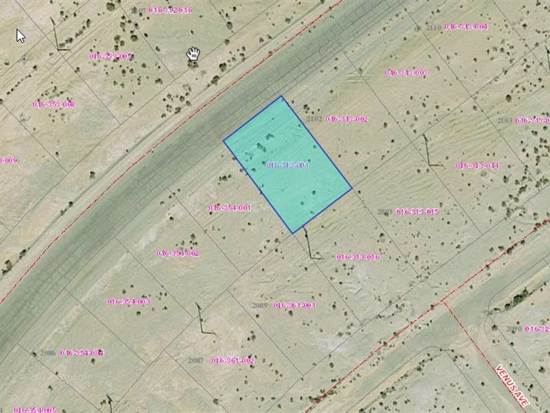 .23 Acres In Imperial County, CA : Salton City : Imperial County : California