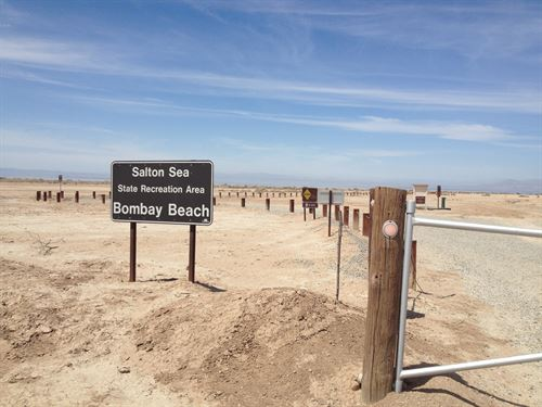 Residential Lot, Imperial County : Salton Sea : Imperial County : California