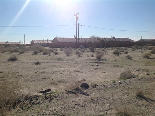 .23 Acre R-1, Imperial County, Ca : Salton Sea : Imperial County : California