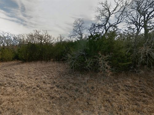 .17 Acres In Bowie, TX : Bowie : Montague County : Texas