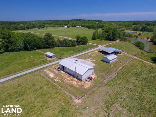 Heffner Cattle Farm : Clinton : Laurens County : South Carolina