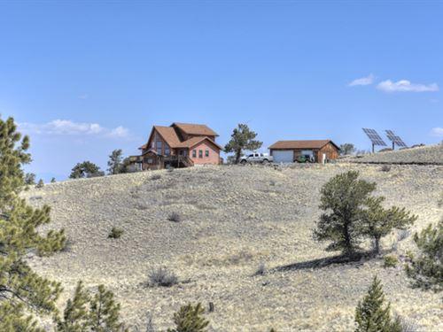 Nine Mile Ranch : Hartsel : Park County : Colorado