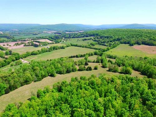 206.80 Acres With Panoramic Views : Huntsville : Madison County : Alabama