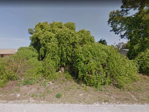 .26 Acres In Palm Bay, FL : Palm Bay : Brevard County : Florida