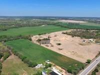 Land Auction In Oklahoma : Shawnee : Pottawatomie County : Oklahoma