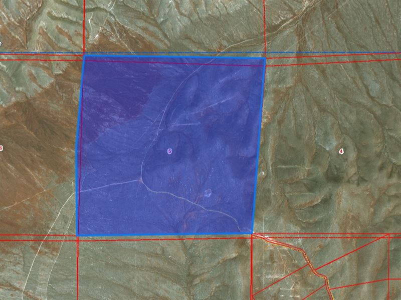 653.28 In Acres Humboldt County, NV : Grass Valley : Humboldt County : Nevada