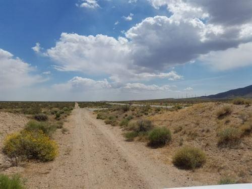 6.97 Acre Kern County, Ca : Mojave : Kern County : California