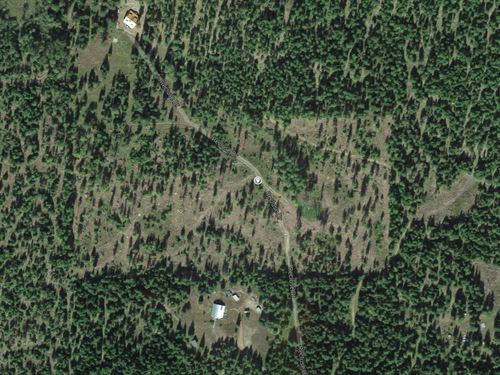 Recluse 20 Acres : Troy : Lincoln County : Montana