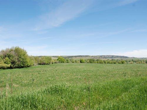Rock Creek Irrigated Acreage : Joliet : Carbon County : Montana