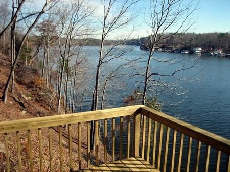 4.59 Acre Water Access Lot : Bankhead Lake : Walker County : Alabama