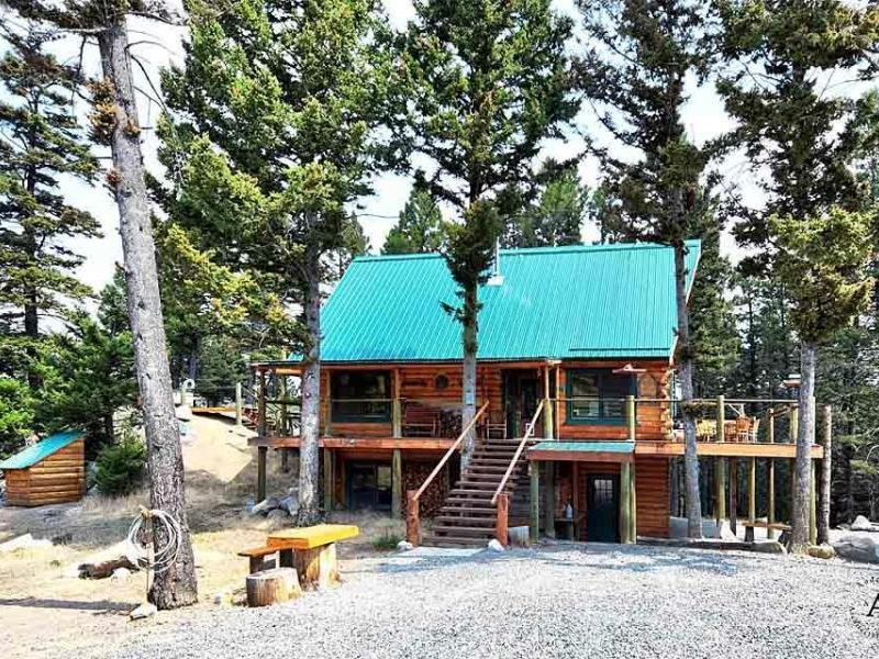 Hat Creek Ranch : Jefferson City : Jefferson County : Montana