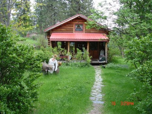 The Ultimate Montana Lifestyle : Plains : Sanders County : Montana