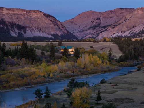 Sun River Ranch : Augusta : Lewis And Clark County : Montana