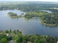 1 Ac. Beautiful Private Lake : Madison : Madison County : Mississippi