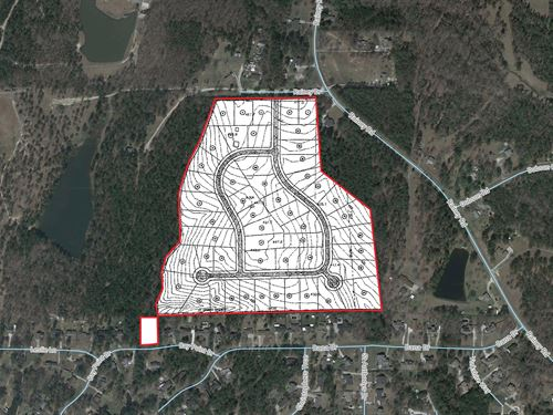 Residential Development Potential : Macon : Bibb County : Georgia