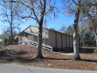 Beautiful Church On 6.5 Acres 77537 : Old Town : Dixie County : Florida