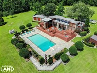 Newman Road Large Contemporary Home : Mobile : Mobile County : Alabama