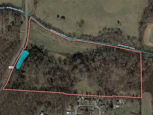 41 Acres Chipley Ford Road, States : Statesville : Iredell County : North Carolina