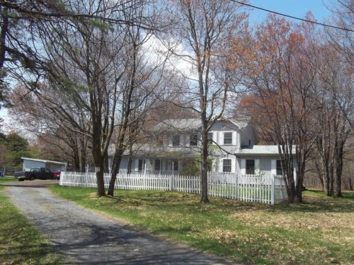 Equestrian Dream, 9.3 Acres, Stable : Blakeslee : Monroe County : Pennsylvania