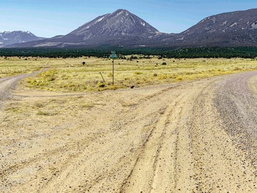 Land Near Blm & National Forest : Walsenburg : Huerfano County : Colorado