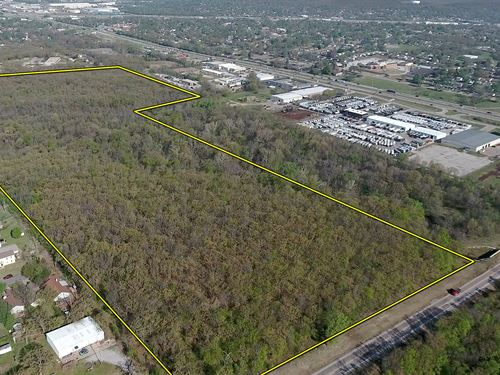 Land Auction In Oklahoma : Tulsa : Oklahoma