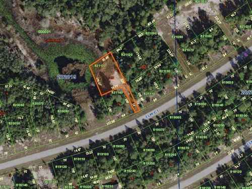 .26 Acres In Poinciana, FL : Poinciana : Polk County : Florida