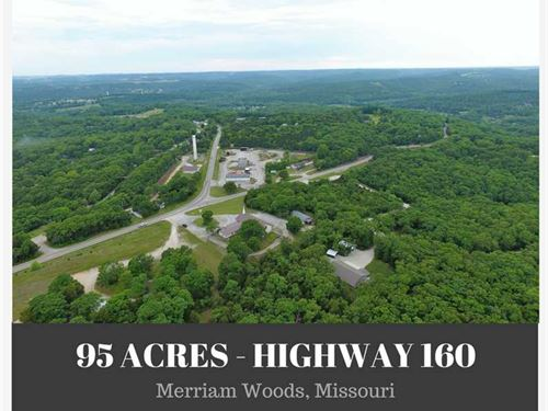 Development/Commercial Opportunity : Walnut Shade : Taney County : Missouri
