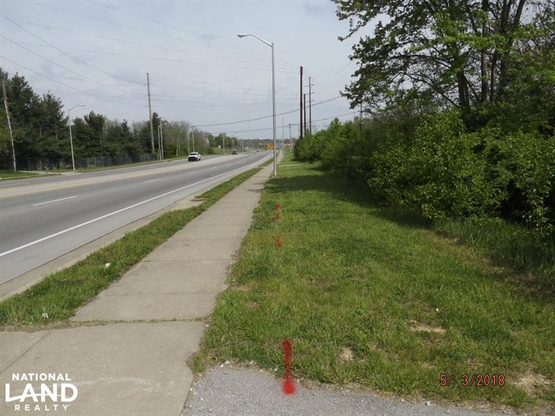 1.052 ac Commercial Land, Hamburg : Lexington : Fayette County : Kentucky