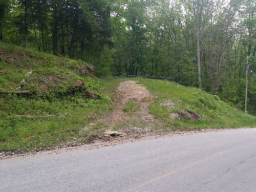 .37Ac Near East Port Marina : Alpine : Pickett County : Tennessee