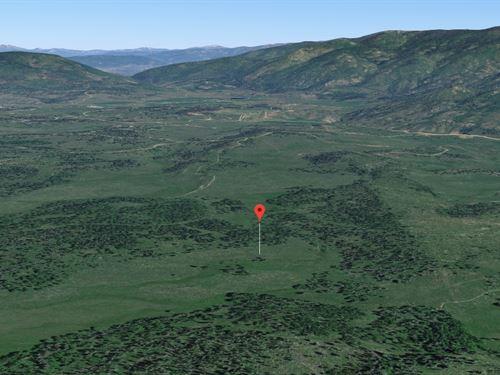 Routt County, Co $25,000 Neg : Oak Creek : Routt County : Colorado