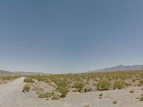 Nye County, Nv $10,000 Neg : Pahrump : Nye County : Nevada