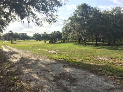 10 +/- Acre Lakefront Lot : Lake Wales : Polk County : Florida