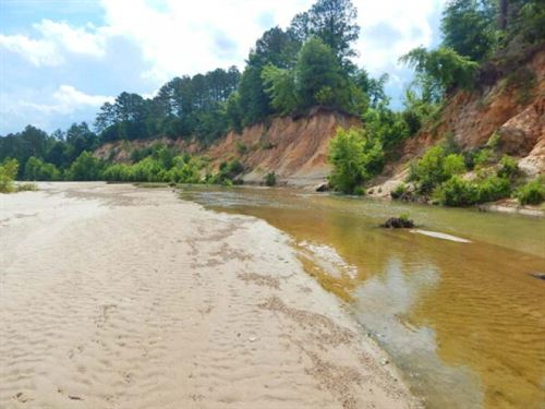 Welcome To Middle Fork Creek : Meadville : Franklin County : Mississippi