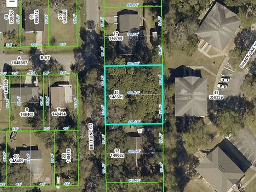 .23 Acres In Brooksville, FL : Brooksville : Hernando County : Florida