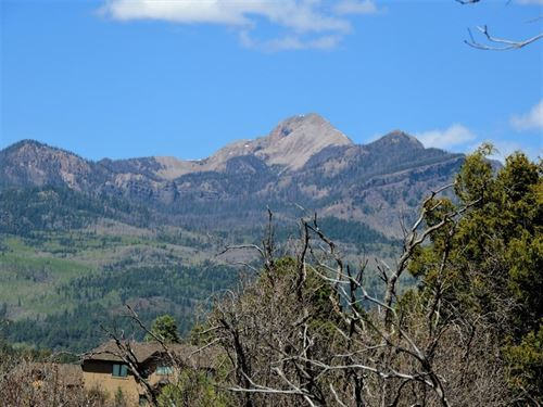 Reserve At Pagosa Peak, Lot 52 : Pagosa Springs : Archuleta County : Colorado