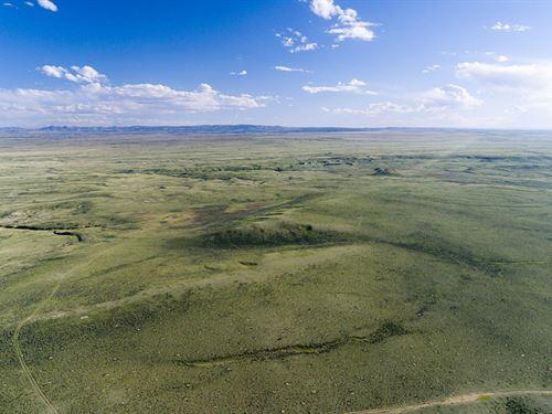 Carlson Waltman Ranch : Waltman : Natrona County : Wyoming