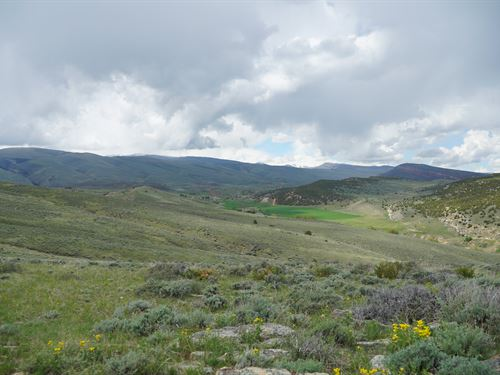 Squaw Creek Acreage : Lander : Fremont County : Wyoming