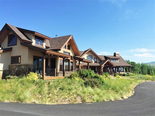 The Meadows At Eagle Ridge Ranch : Gunnison : Colorado
