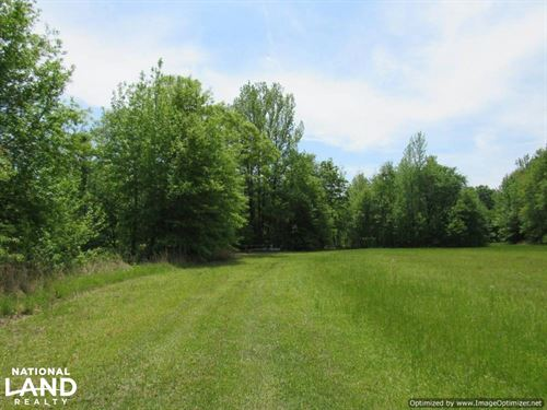 Great Recreational Tract With 40 Ac : Lexington : Holmes County : Mississippi