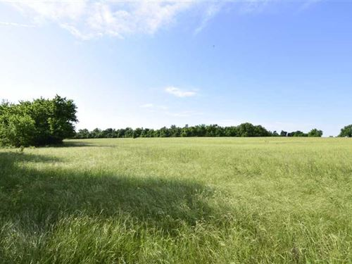 Pasture Combination With Recreatio : Valliant : McCurtain County : Oklahoma
