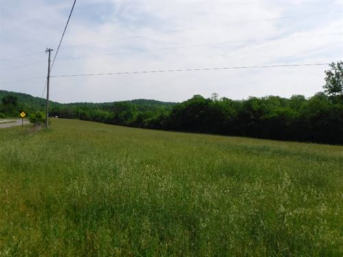 20 Ac Pasture, Creek, Mtn Views : Buffalo Valley : Putnam County : Tennessee