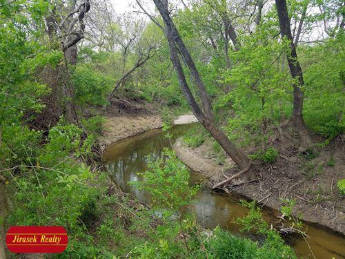 12+ Ac, Big Elm Creek, Troy Isd : Troy : Bell County : Texas
