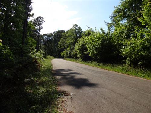 17.05 Acres Beautiful Wooded : Salem : Oconee County : South Carolina