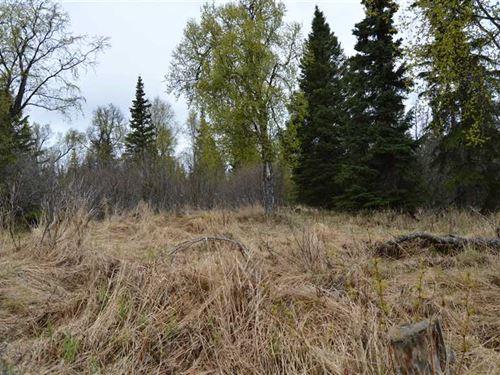 1.04 Acres of Land in Clam Gulch : Clam Gulch : Kenai Peninsula Borough : Alaska